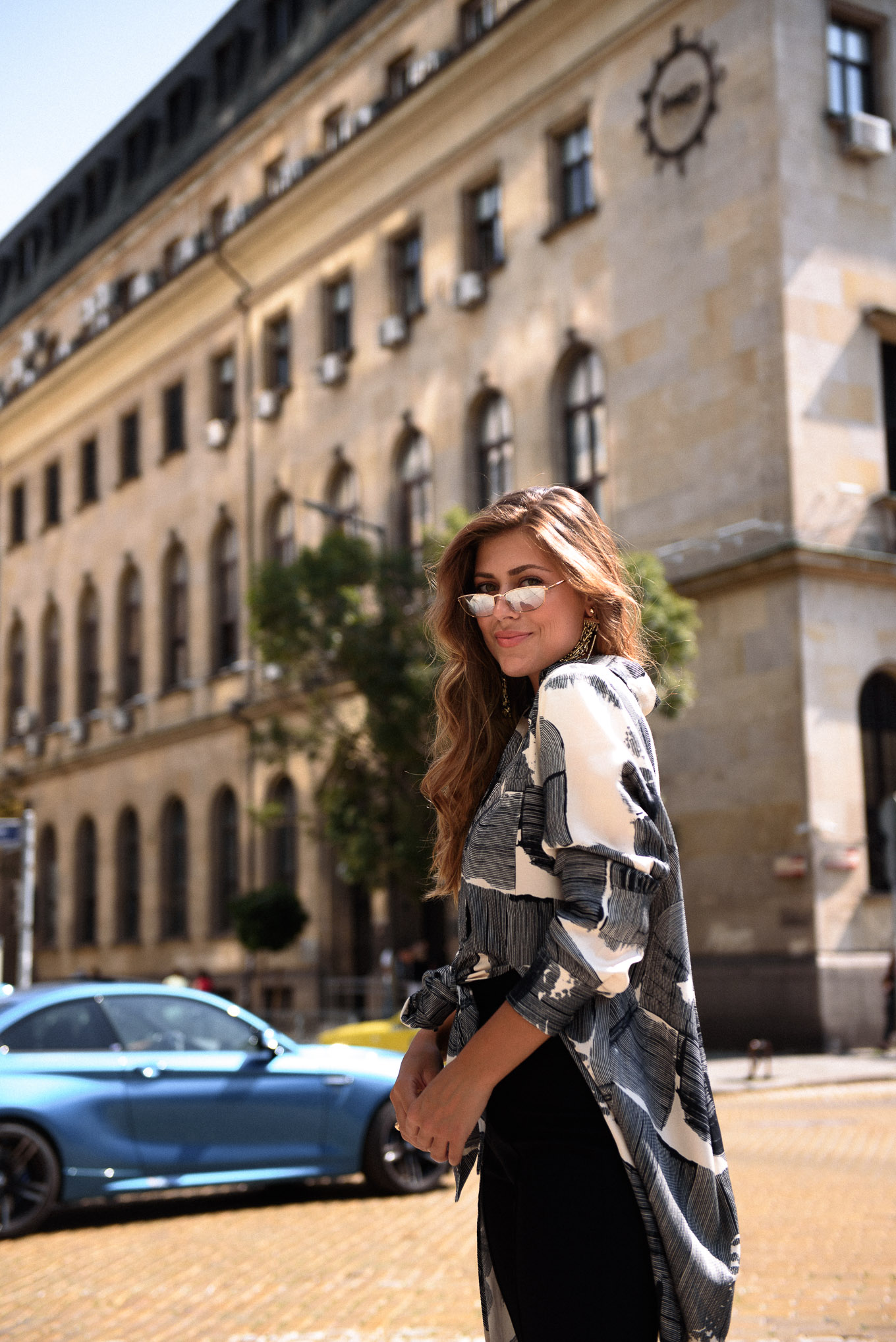 Bulgarian fashion and style blogger