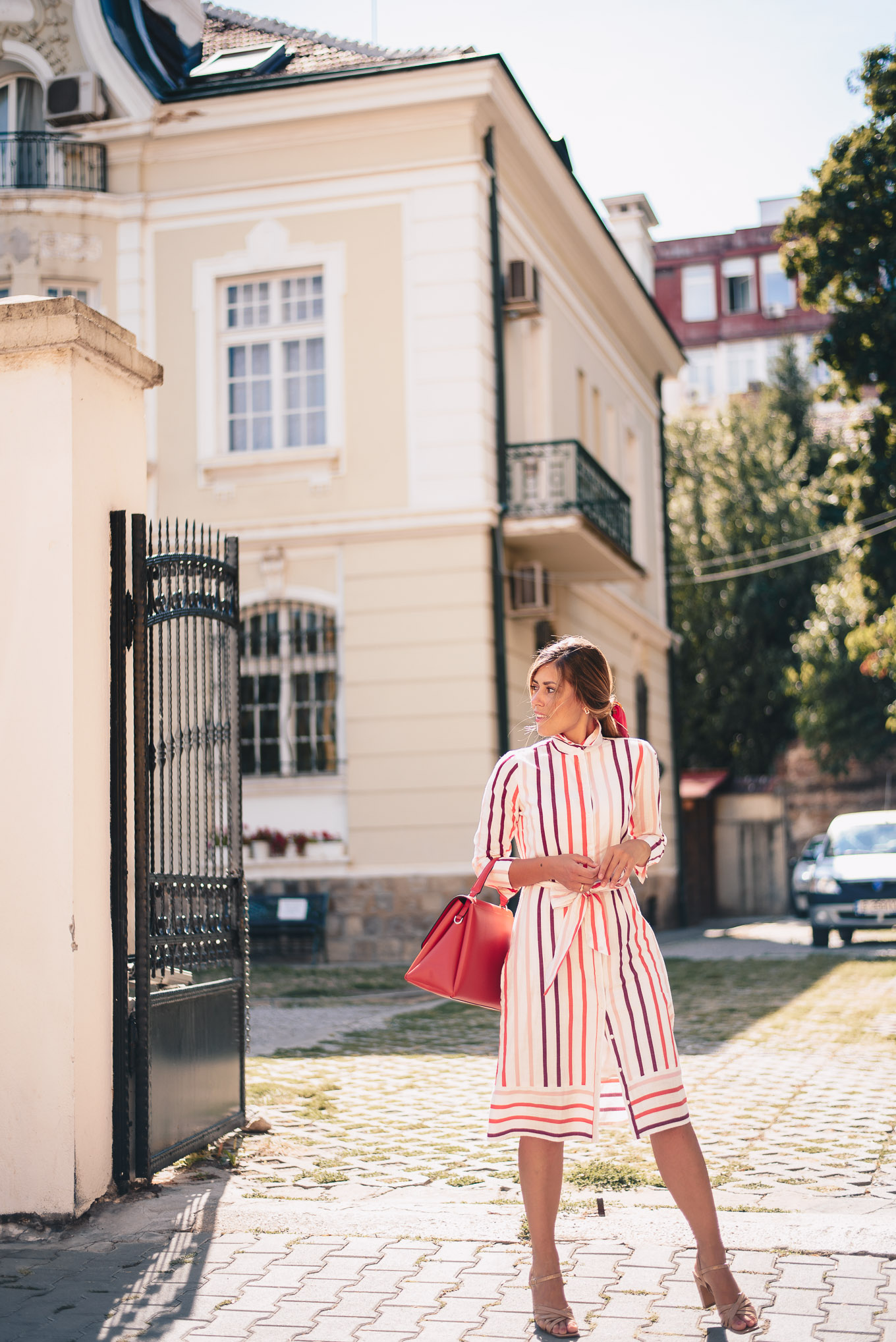 Tom Tailor beautiful striped dress