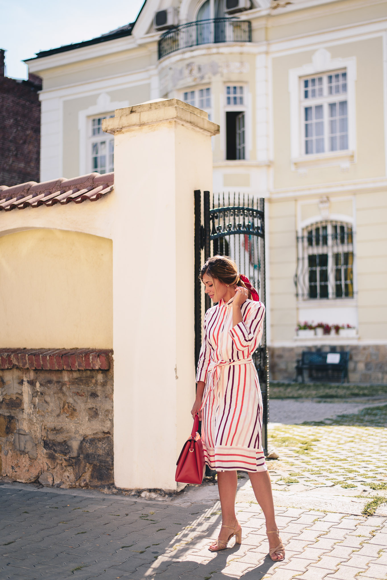 you will love this striped dress