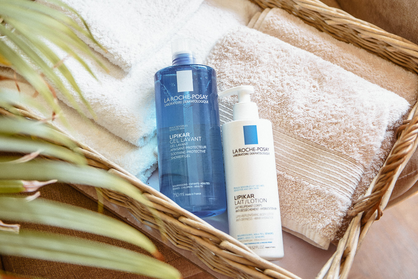 La Roche-Posay for dry skin