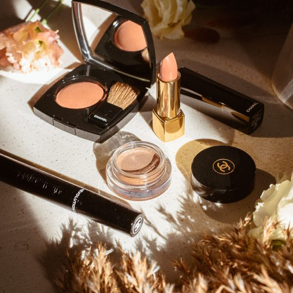 my current beauty favorites this fall by Chanel - есенен грим със Chanel