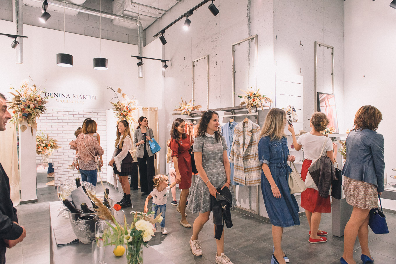 our Denina Martin Collection event