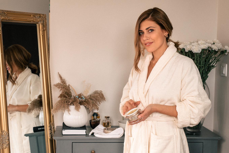 Beauty blogger Denina Martin