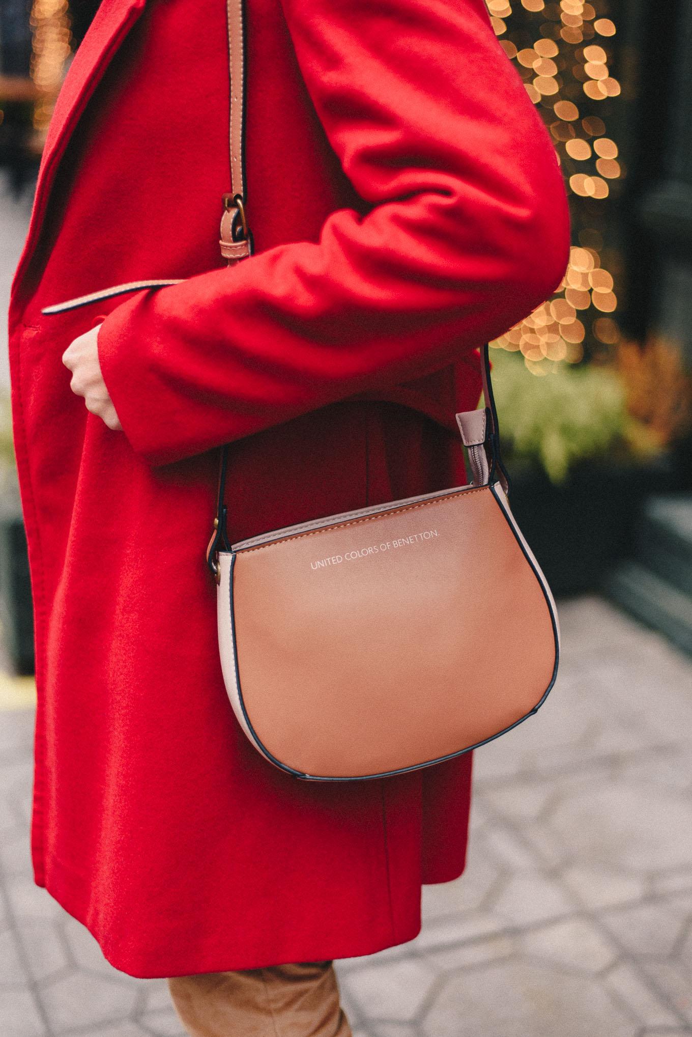 Perfect red coat