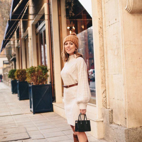 H&M best selling knit dress