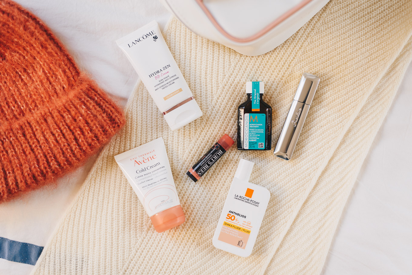 Skin care winter products