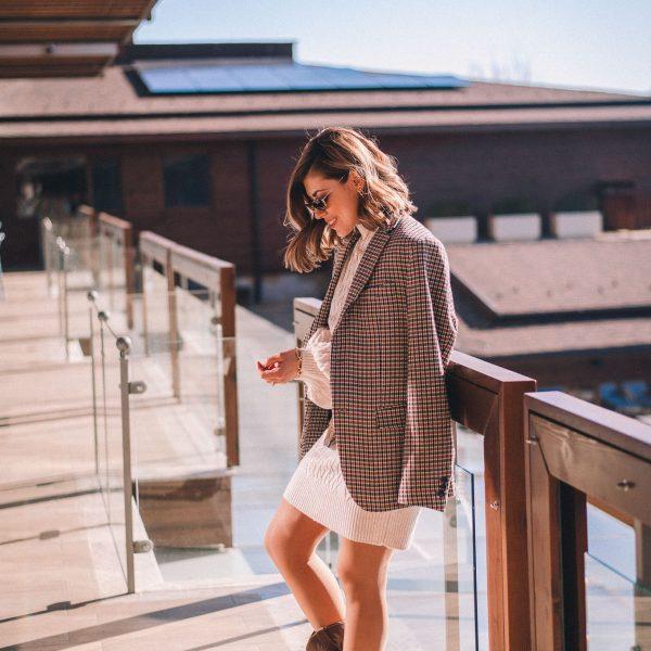 Styling for the mountains - СТАЙЛИНГ ПРЕДИЗВИКАТЕЛСТВО: Облечете нещо назаем от неговия гардероб