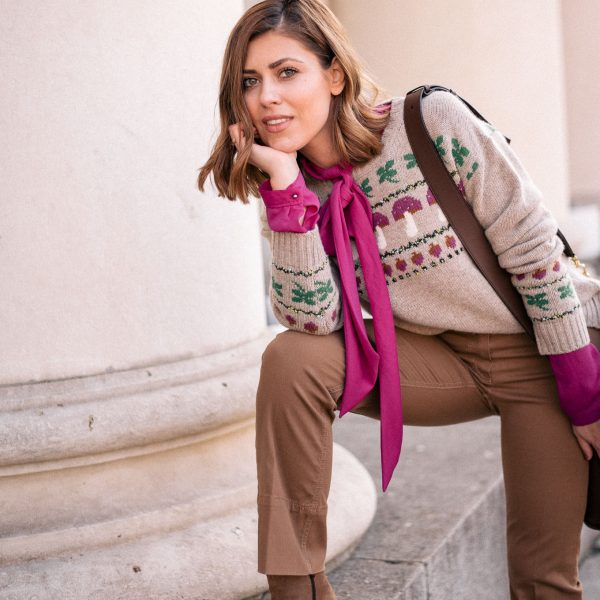 Weekend max mara favorite outfit with Denina Martin