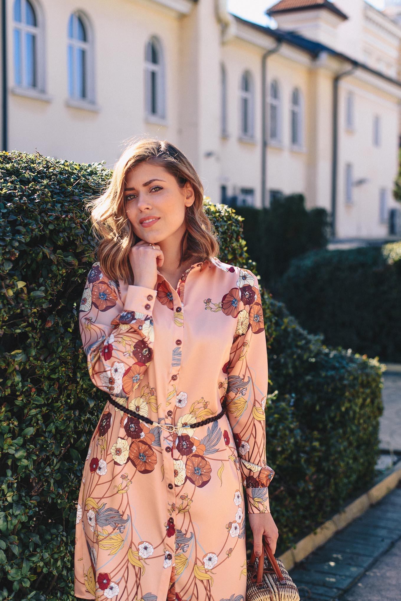 Bulgarian fashion and lifestyle blogger