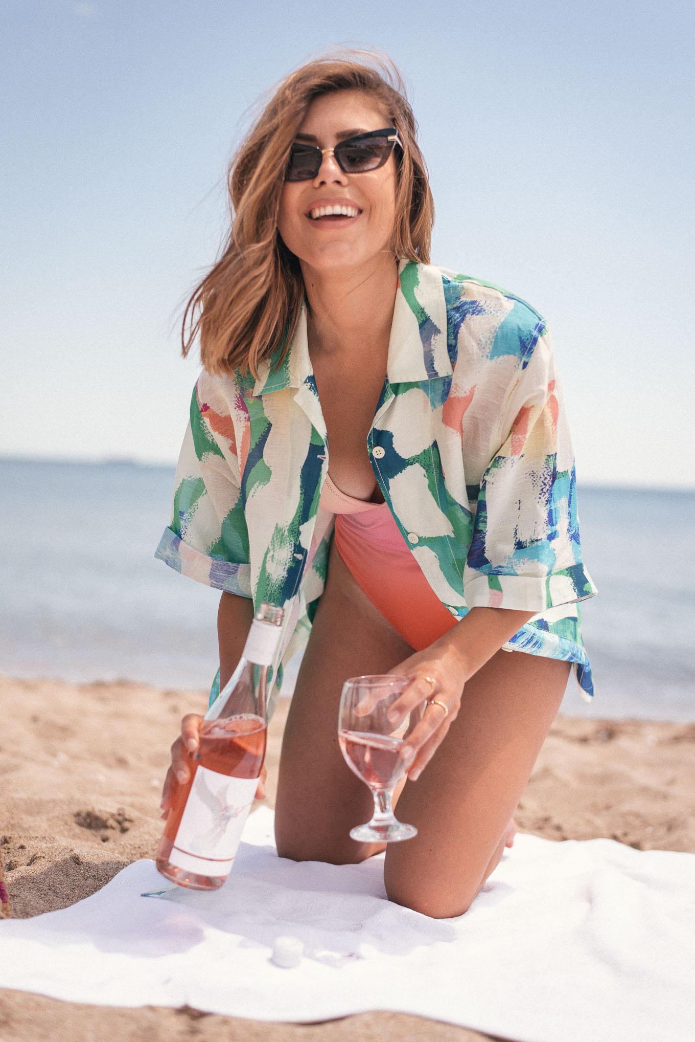 H&M beach swimwear swimsuit
