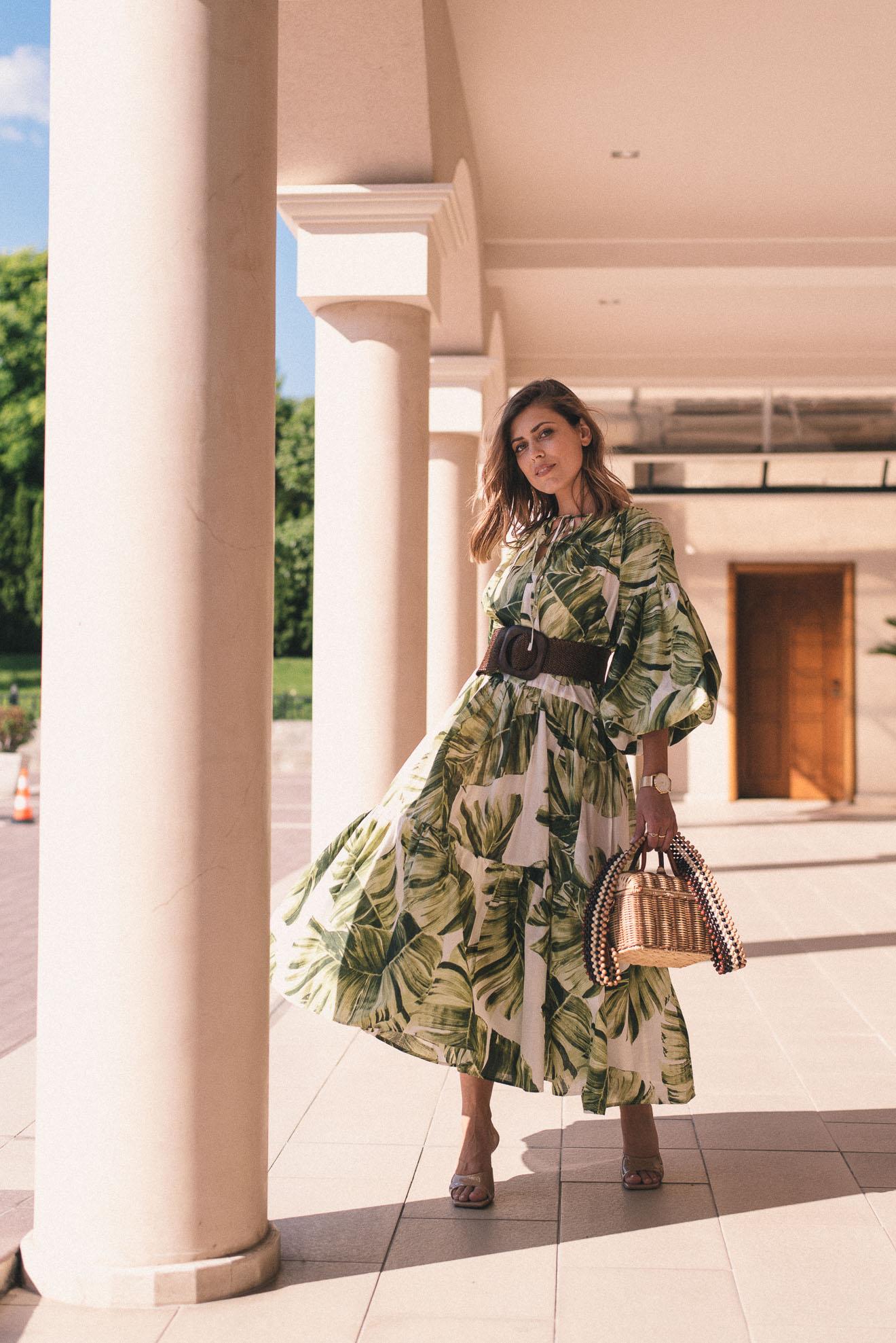 That H&M Floral dress