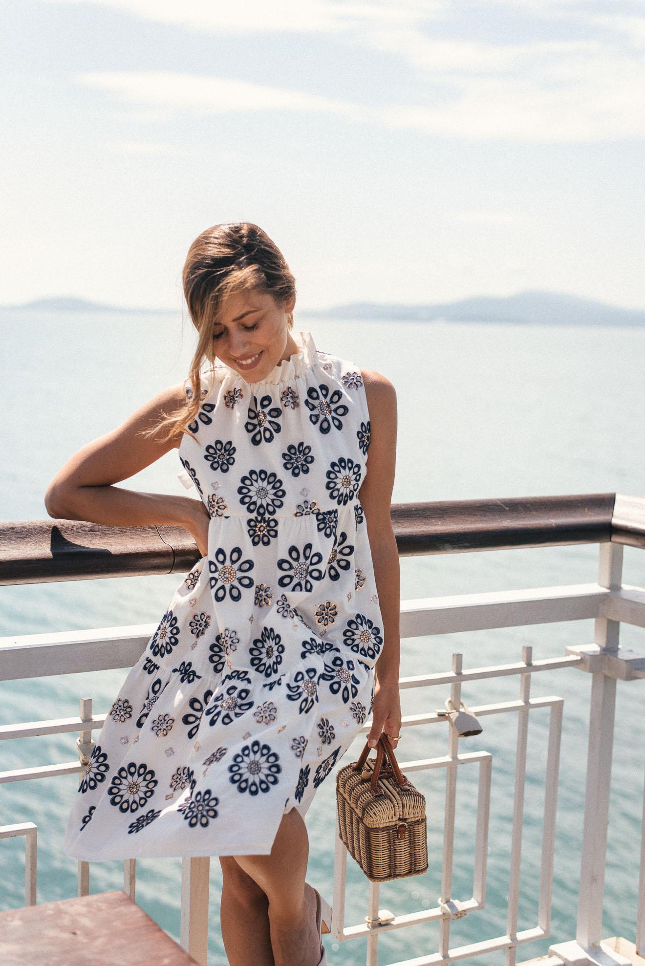 Natalie dress from Denina Martin Collection