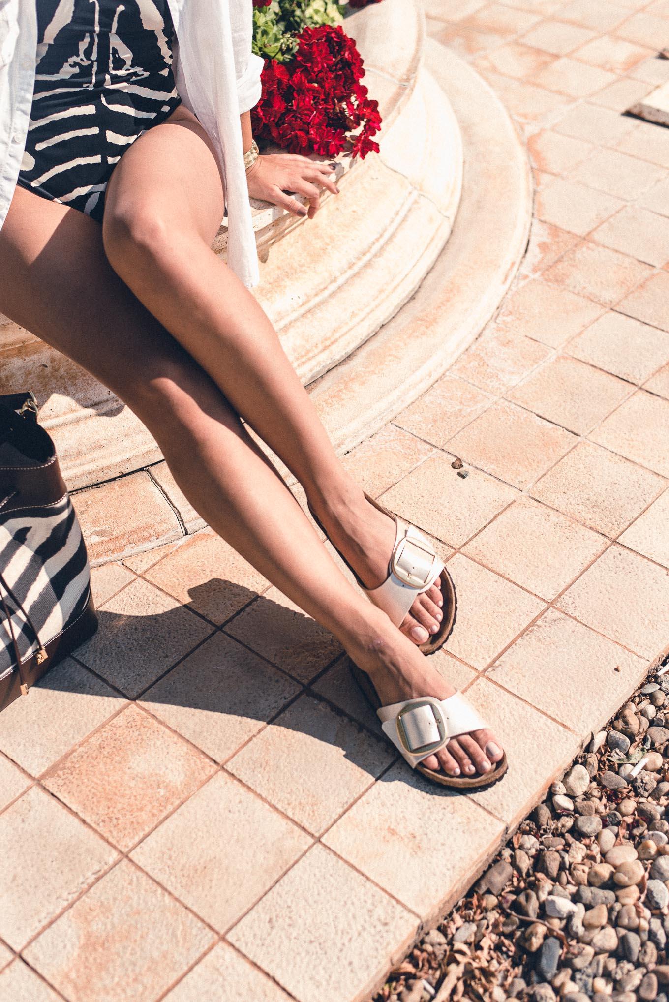 Birkenstock sandals blogger favorite