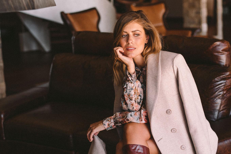 The coat edition from Denina Martin