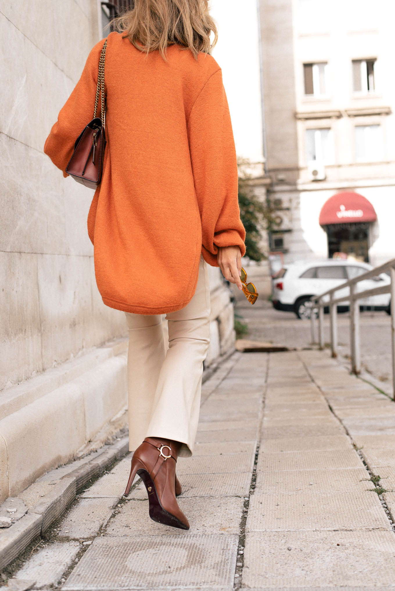 Styling punto boots