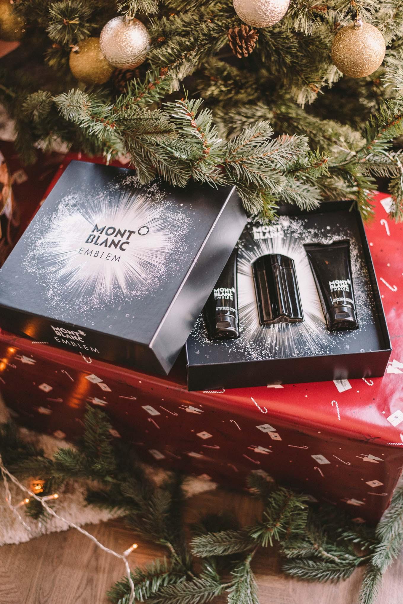 My Mont Blanc Emblem Christmas gift