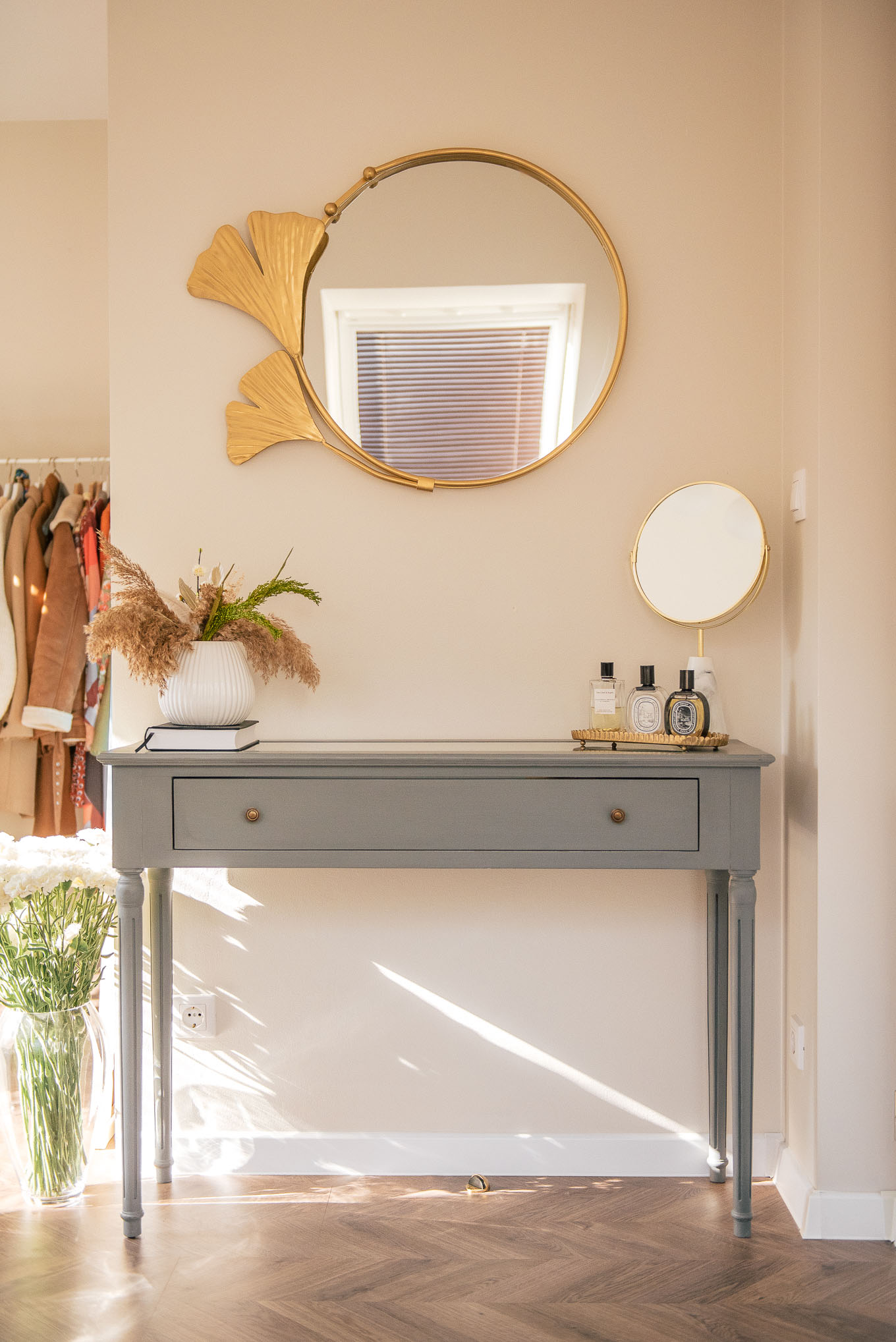 My French console table