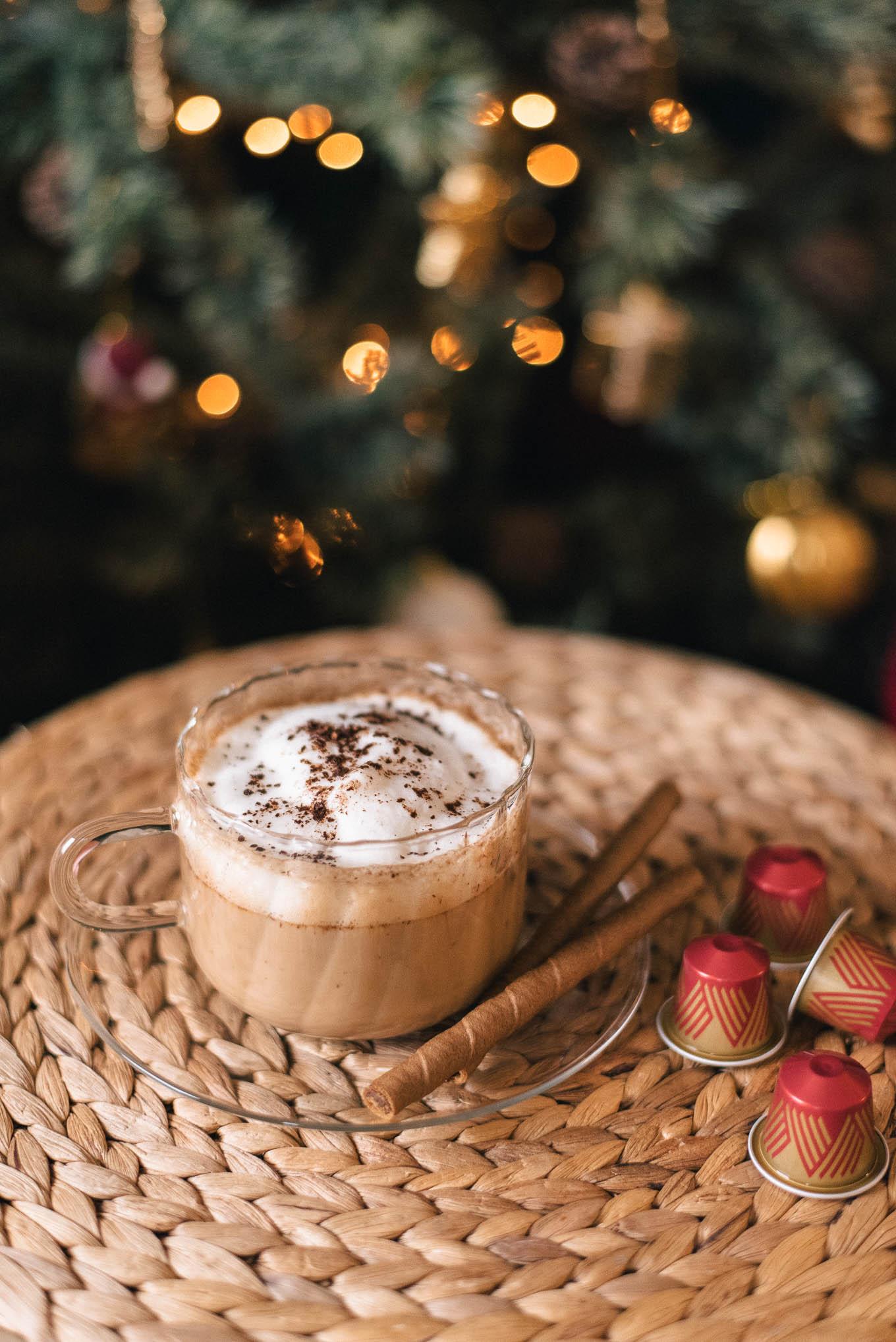 Cappuccino amamisu Nespresso