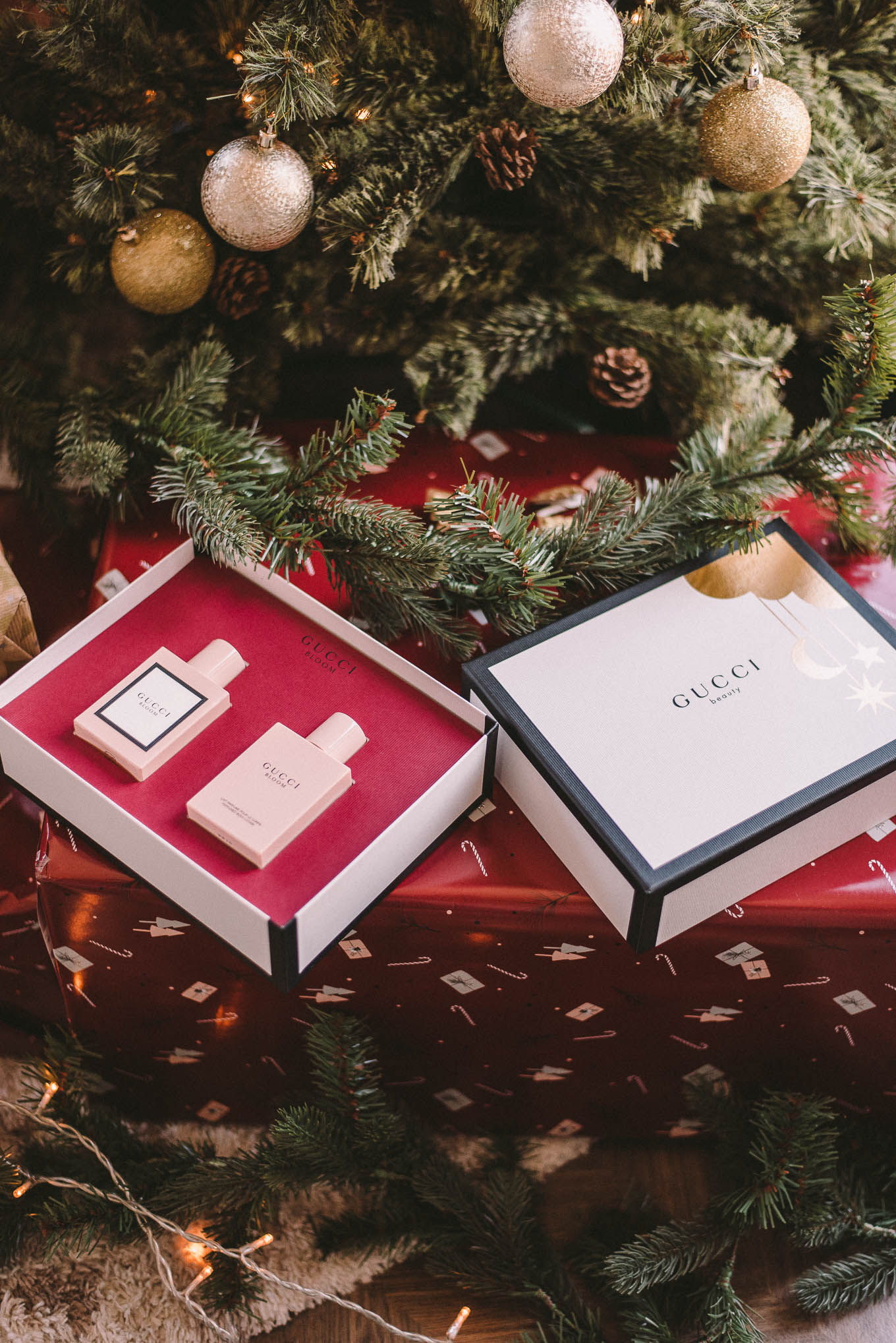 Gucci Bloom gift set for her