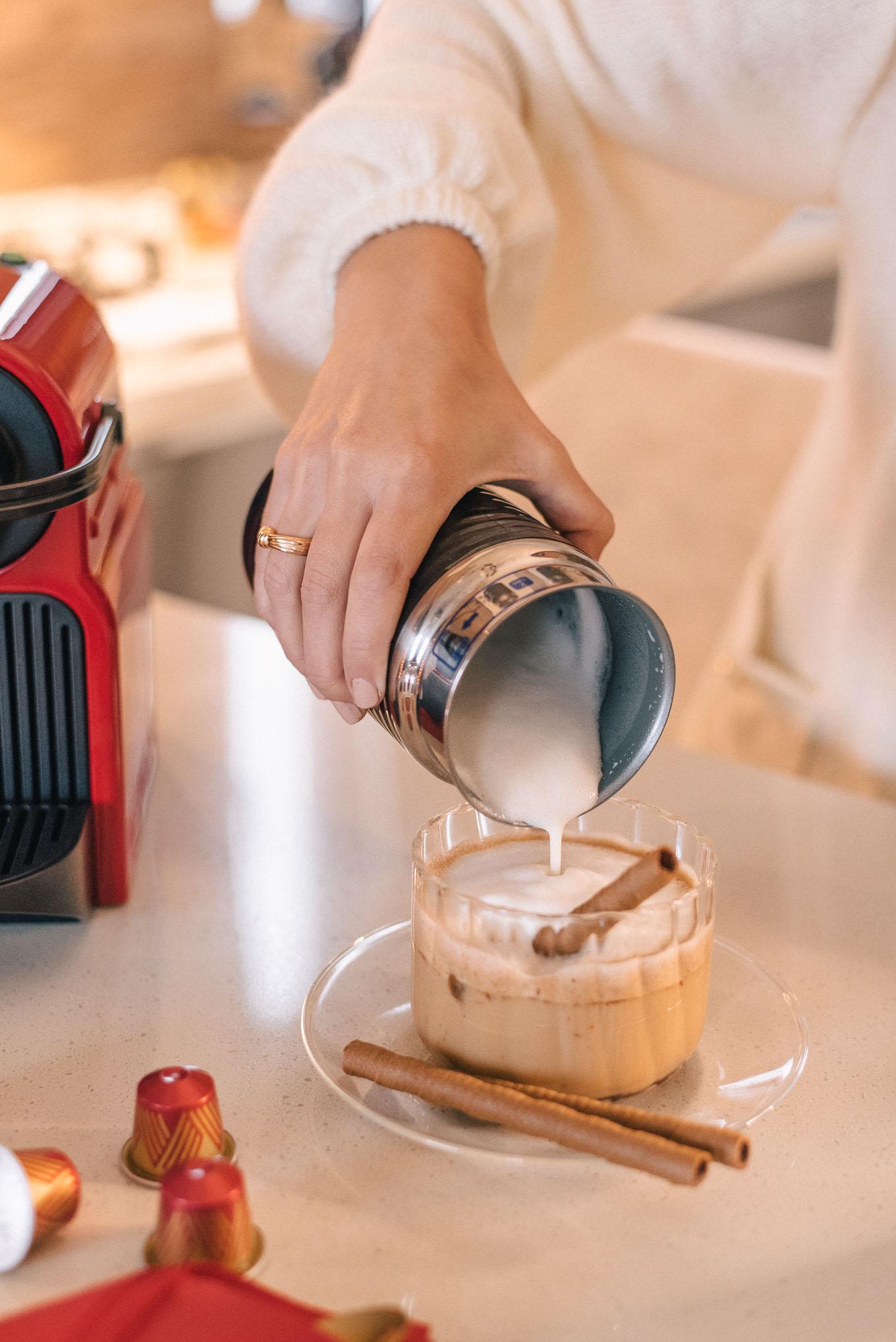 Nespresso amaretti flavour