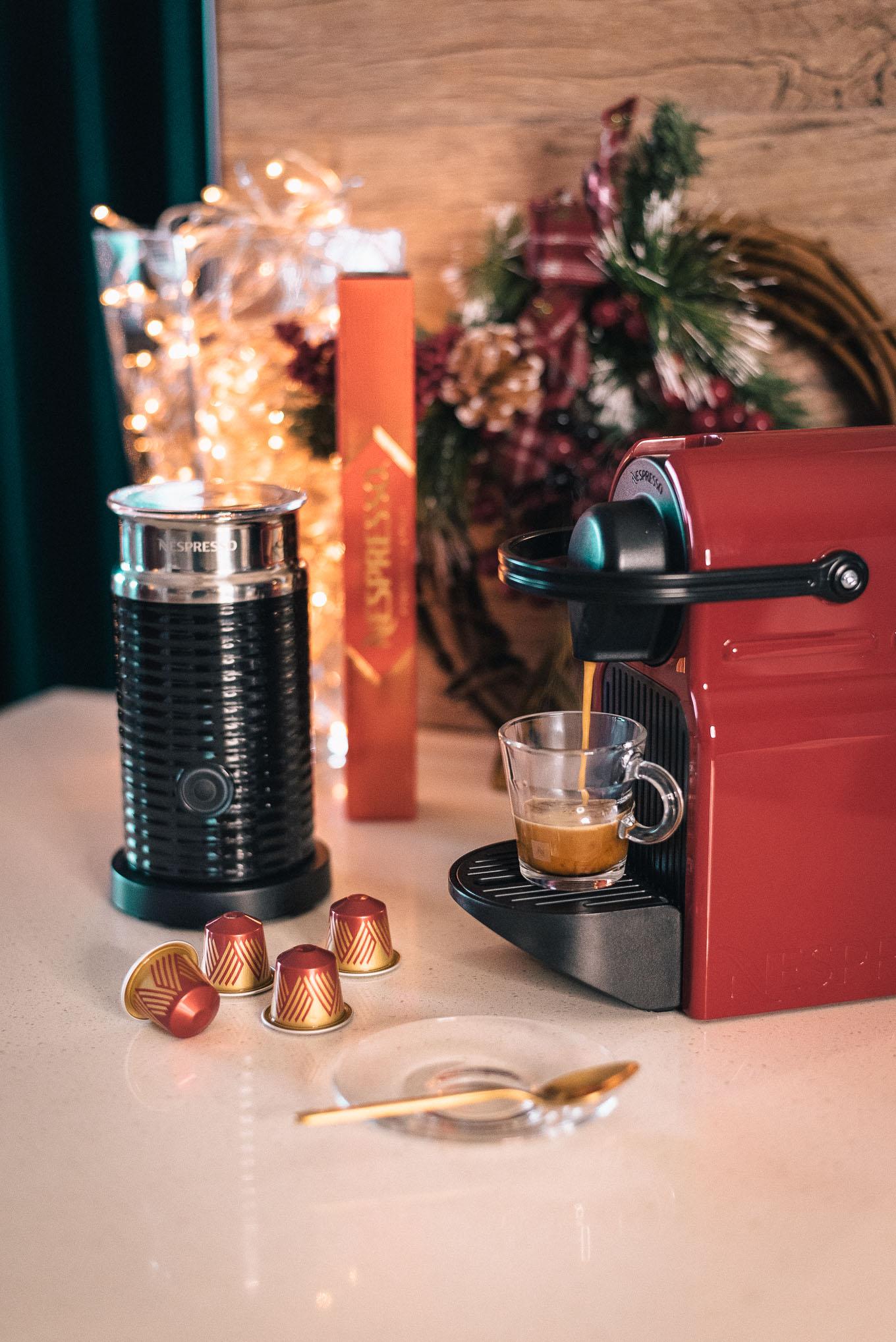 Nespresso festive receipe
