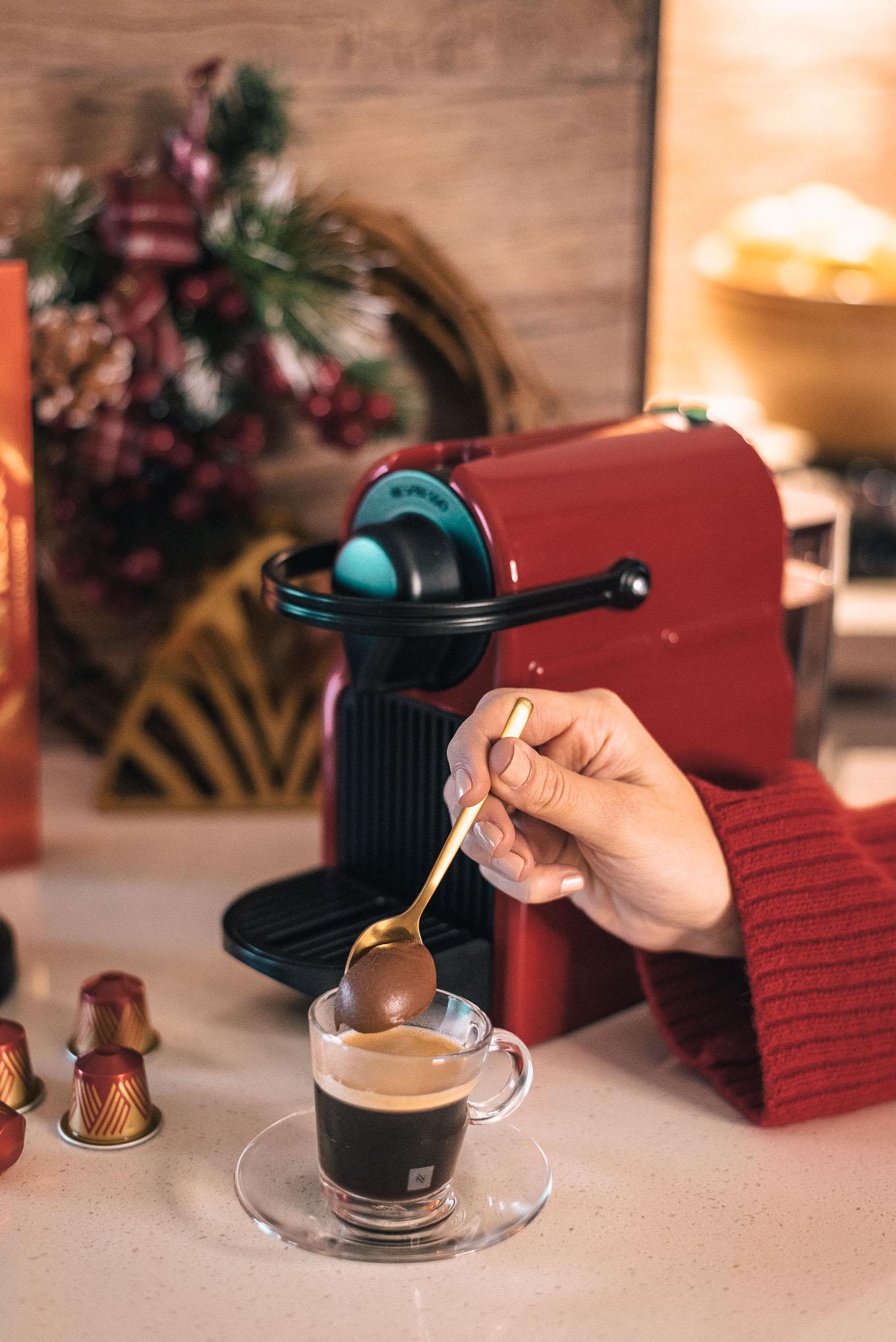 Notella macchiato nespresso