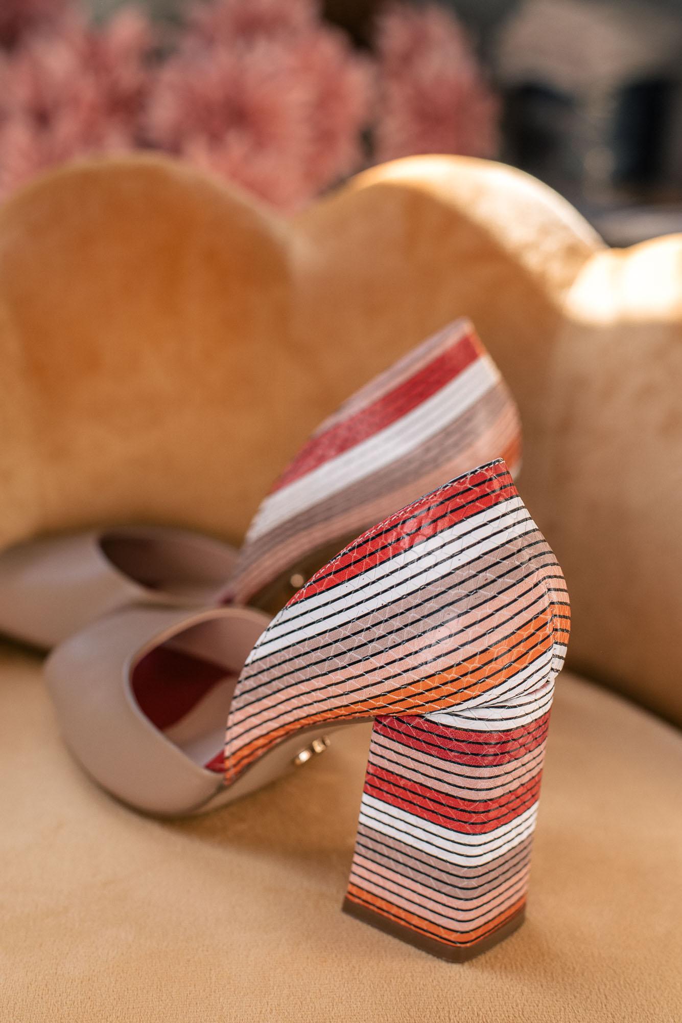 Donna Italiana shoes by punto