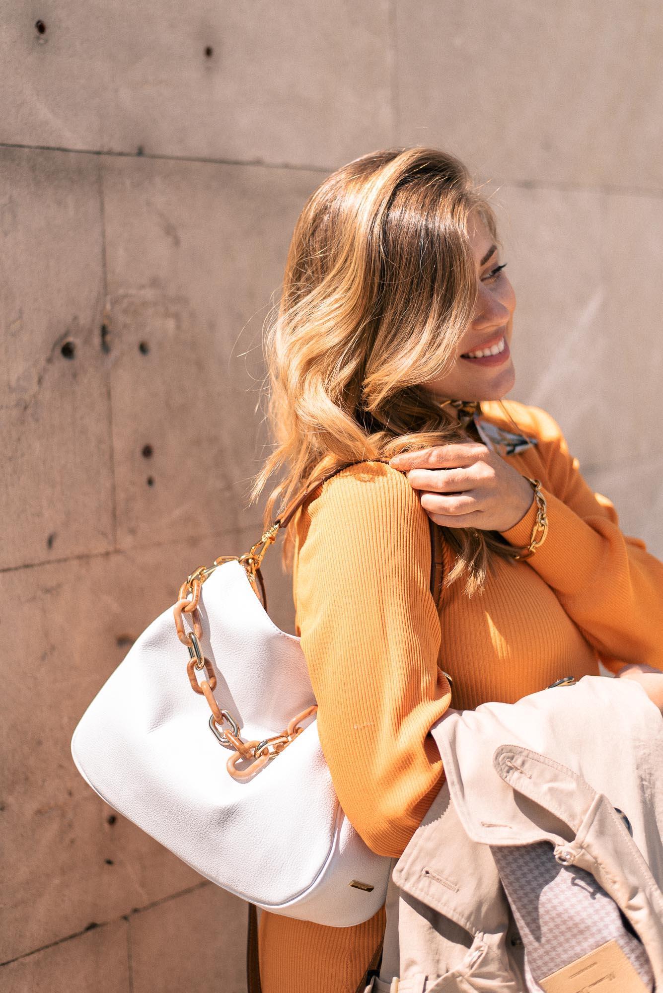 city Handbag for summer