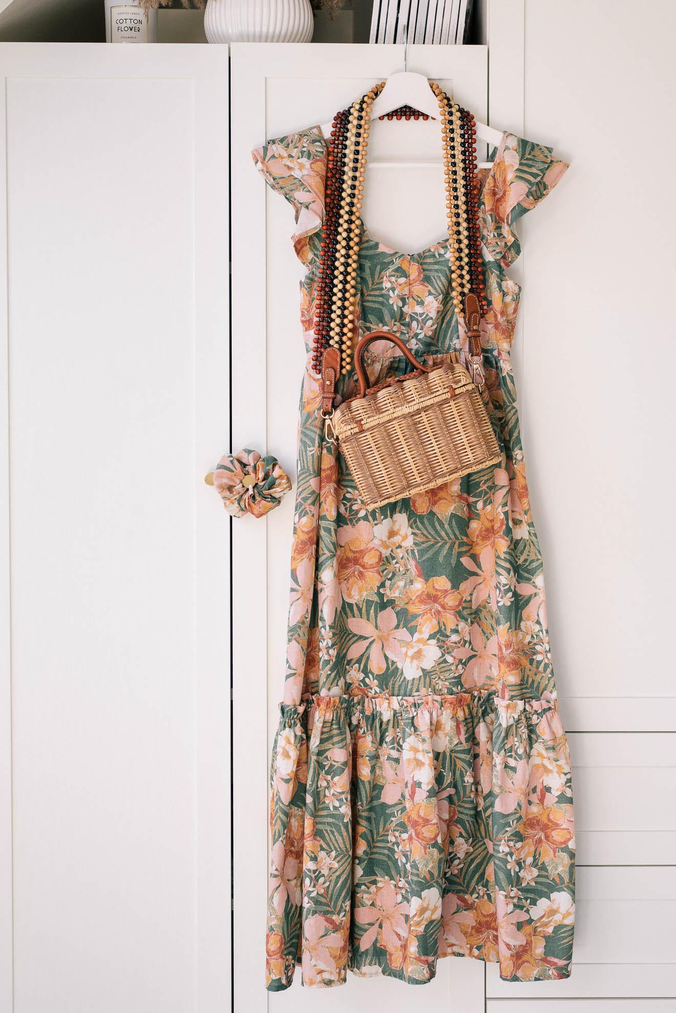 Gloria dress by Denina Martin 2021